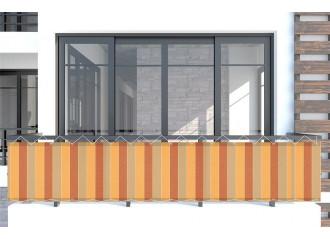 Brise vue woodstock orange dickson orchestra 8609