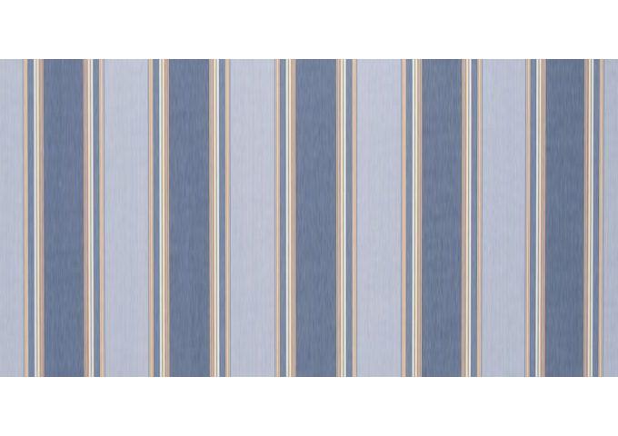Toile au mètre tahiti bleu Sauleda Sensation 2565