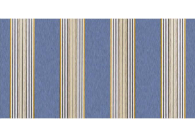 Toile au mètre miami bleu Sauleda Sensation 2702