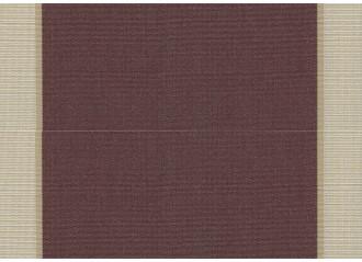Lambrequin alsacia rouge Sauleda Sensation 2031