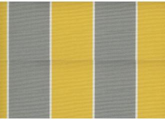 Lambrequin monaco jaune Sauleda Sensation 2154