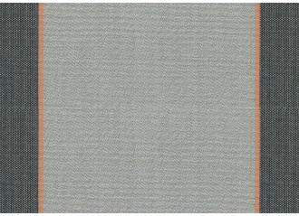 Lambrequin new-york gris Sauleda Sensation 2174