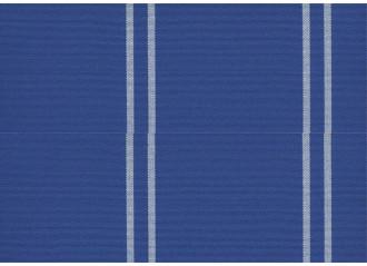 Lambrequin viena bleu Sauleda Sensation 2251