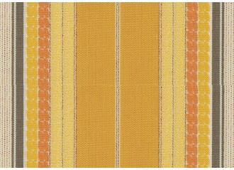 Lambrequin mikonos jaune Sauleda Sensation 2577