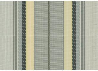 Lambrequin creta gris Sauleda Sensation 2580