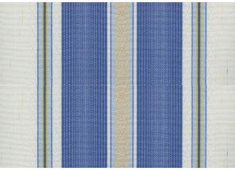 Lambrequin veleta bleu Sauleda Sensation 2676
