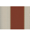 Lambrequin stilo-teja marron Sauleda Sensation 2761