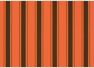 Toile au metre chantilly orange Dickson orchestra 0744