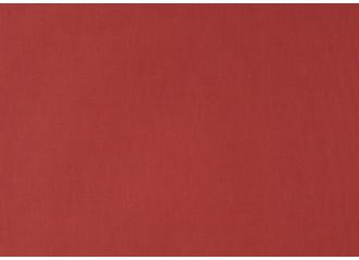 Lambrequin brique rouge Dickson orchestra 7104